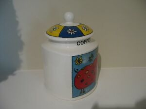 Coffee Cannister - Arthur Wood - NEW Edmonton Edmonton Area image 3