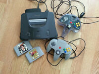 NIntendo 64 For Sale