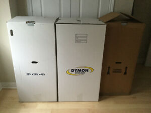 Closet Moving Boxes
