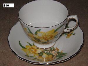 tea cups Gatineau Ottawa / Gatineau Area image 1