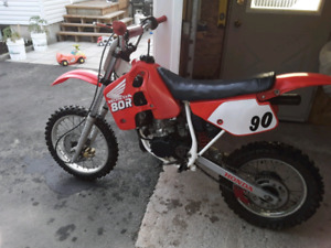 Honda Cr80   New & Used Motorcycles for Sale in Canada from