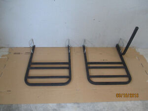 Bicycle carrier for 2 bicycles for RV trailer bumper Peterborough Peterborough Area image 1