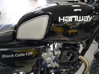 HANWAY HC125 CAFE RACER 01257 230300
