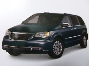 2014 Chrysler Town & Country Limitée Fourgonnette, fourgon