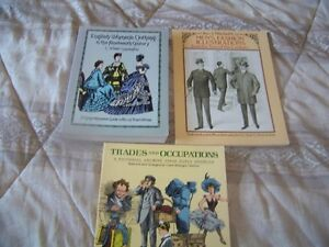 EARLY 1900'S (3 BOOKS)