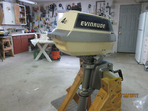 4 hp evinrude outboard