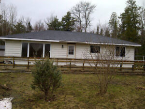 3 Bedroom House (Goulais River) For Rent