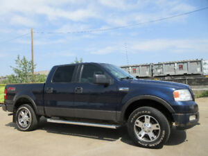 2005 Ford F-150 SuperCrew FX4 OFF ROAD-4X4-REMOTE STARTE-AMAZING