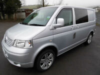 Just Reduced 2008 VW T28 2 Berth Campervan SWB