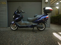 Multi use two wheel vehicle great ride ... excellent condition.