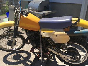 Looking to trade  for atv or 4 stroke
