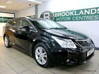Toyota Avensis 2.2 D-4D 150 T4 Estate [SAT NAV, LEATHER, HEATED SEATS and REVERS