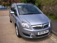Vauxhall/Opel Zafira 1.6i 16v ( a/c ) Life 7-SEATER