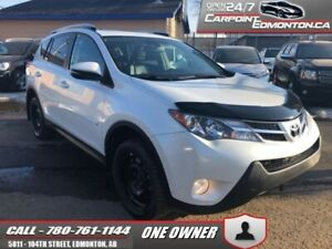 2015 Toyota RAV4 AWD Limited IMMACULATE CONDITION....LOADED  - O