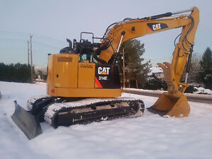 2016 Caterpillar 314E LCR Excavator - Like new, only 290 Hours