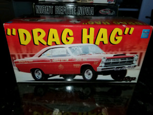SOLD 1:18 Diecast GMP Drag Hag Harold Dutton 1967 Ford Fairlane