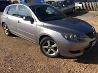 2005 '55' Mazda 3 1.6 TS2. Petrol. Manual. 5 Door Family Car. Px Swap