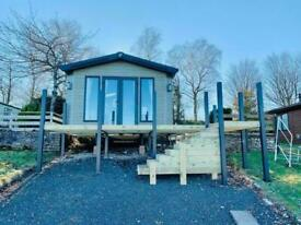 Luxury Brand New Lake district Holiday home on Large plot with AMAZING VIEWS.