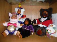 Raikes bears collection