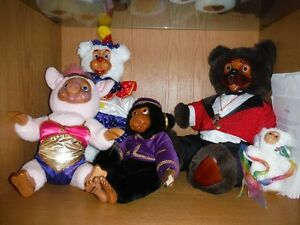 Raikes bears collection