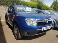 2013 DACIA DUSTER 1.5 dCi 110 Laureate 5dr 4X4