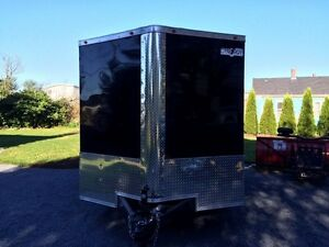 2016 Enclosed Cargo Trailer