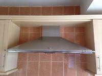 Stainless Steel Kitchen Extractor
