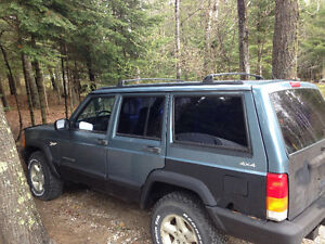1998 Jeep Cherokee Wagon