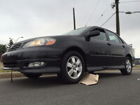 2008 TOYOTA COROLLA TYPE S LIKE NEW LOADED ONE OWNER