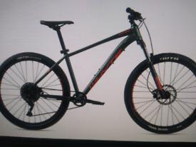 Brand new Whyte 605 v3 2021 mountain bike