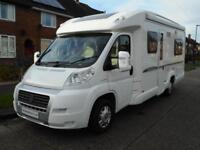 Bessacarr E560 4 Berth Low Profile Motorhome for Sale
