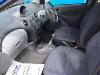 Toyota Yaris 1.0 16v VVTi GS **3MONTHS WARRANTY ***MOT 12/06/19**BARGAIN