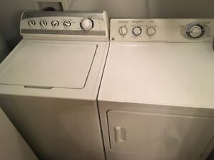 GE Dryer and Maytag washer for sale