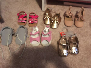 0-3 month girls shoes