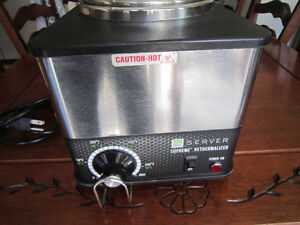 Ice Cream toping dispenser Kitchener / Waterloo Kitchener Area image 1