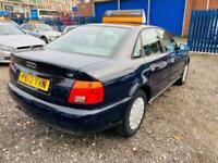 1996 Audi A4 1.6 SE Saloon Petrol Manual