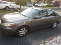 2002 Toyota Camry LE Sedan REDUCED OBO ETESTED