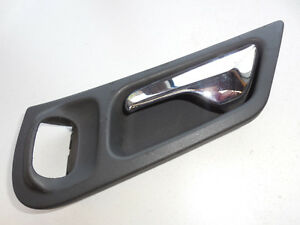 Mercedes C240 2001-2007 Door Handle Rear Left Inside A3182