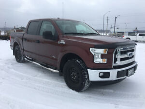 2015 Ford F-150 XLT Super Crew 4X4, WARRANTY TO 06 JUNE 2021!