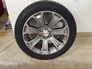 New Take Off GMC Truck Rims