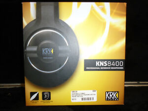 KRK KNS-8400 REFERENCE HEADPHONES