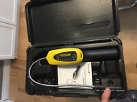 Inficon gas mate gas leak detector