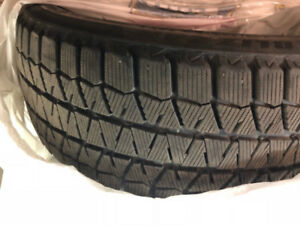 Bridgestone Blizzak 225/45R18 **Winter Tires** for sale
