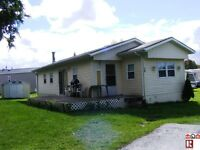 Nicely renovated (inside & out) mobile home