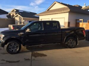 2015 Ford F-150 SuperCrew 4x4 SPORT...Excellent Condition