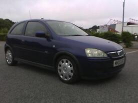 Vauxhall Corsa 1.2i 16v ( a/c ) 2005 Design 95,000 miles