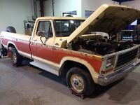 Wanted!!!  73-79 FORD *8FT BOX