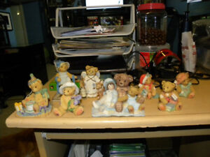 Cherished teddies collectibles