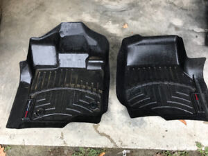 Weather tech mats for f150
