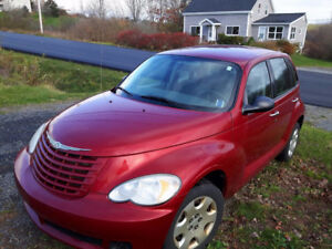2008 Chrysler PT Cruiser Coupe (2 door)